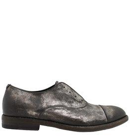 Pantanetti Pantanetti Silver/Brown No Lace Oxford 9491