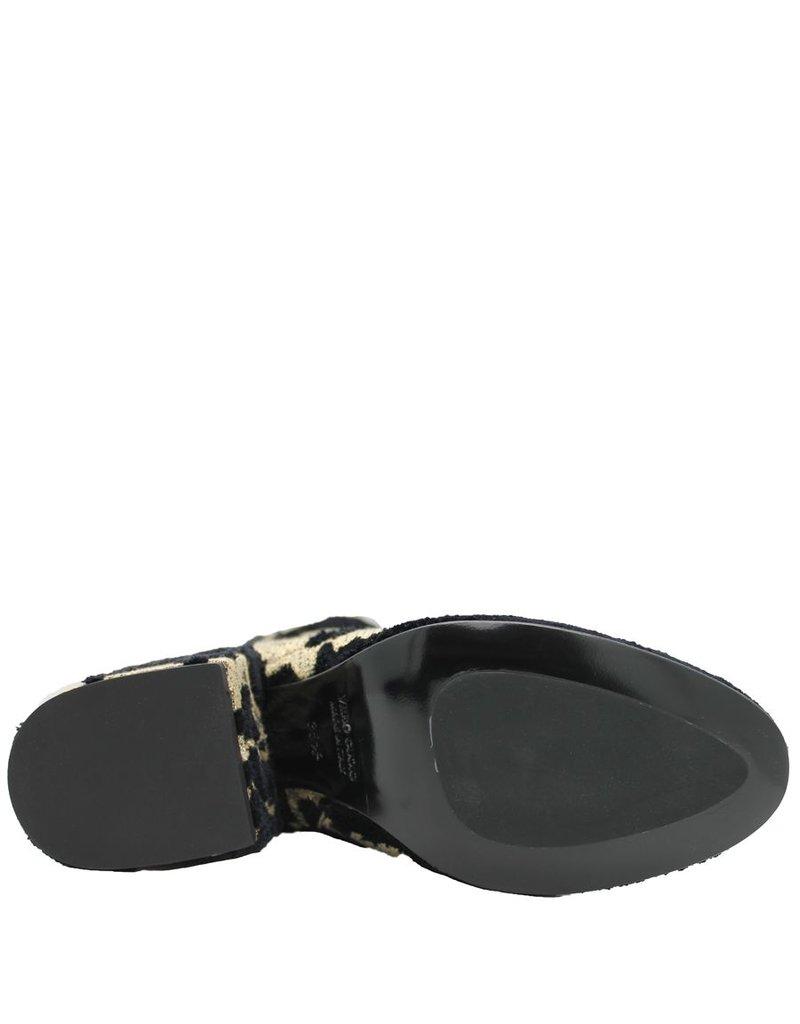 Strategia Strategia Black Gold Brocade Boot 2830