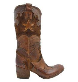 Fauzian Jeunesse FauzianJeunesse Whiskey Star Western Boot 2506