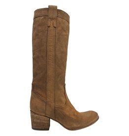 Fauzian Jeunesse FauzianJeunesse Camel Pull On Knee Boot 2698
