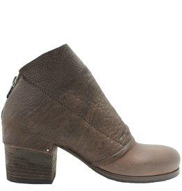 Elena Iachi ElenaIachi Brown Lamb Skin Back Zip Boot 1790