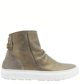Fiorentini+Baker Bronze Back Zipper High Top Brody