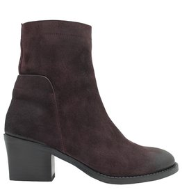 Ink Ink Bordo Nubuck Side Zipper Boot 6149