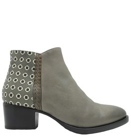 Ink Ink Grey Geometric Print Boot 6510