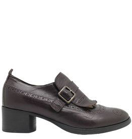 Moma Moma Bordo Kiltie Loafer 8488