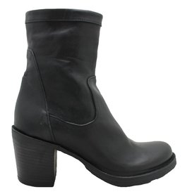 Fiorentini+Baker Fiorentini Black Side Zipper Boot Leffa