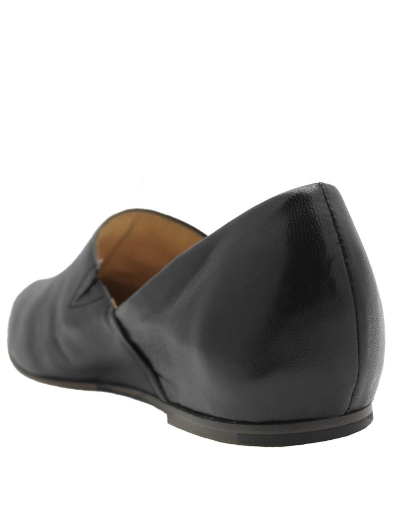 Ink INK Black Slip On Loafer 1742