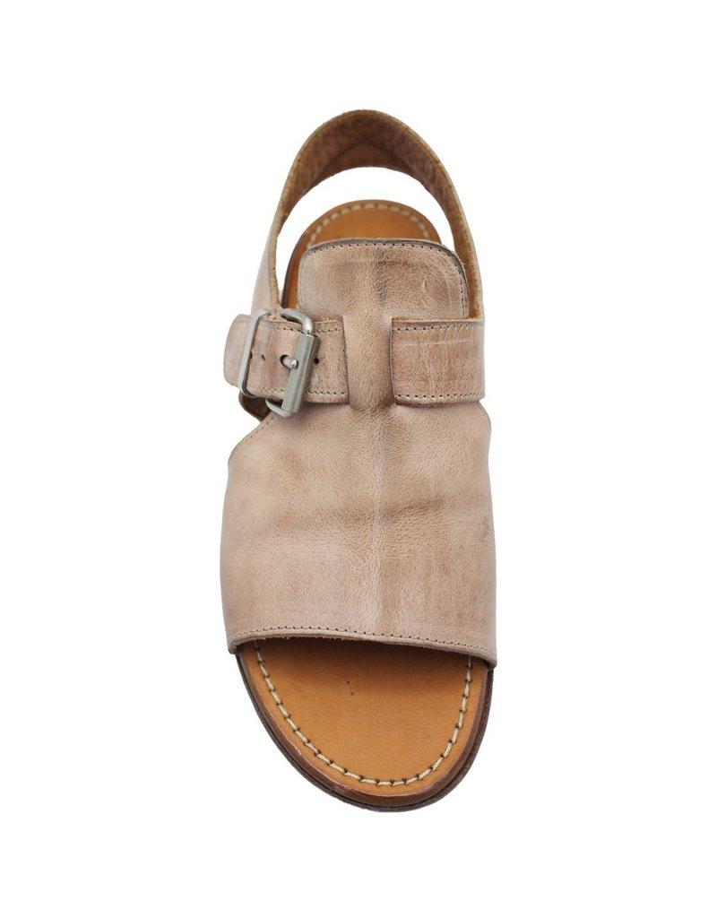 Moma Moma Rosa Open Toe Flat Comfort Sandal 4271
