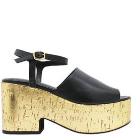 Strategia Strategia Black With Gold Platform 1788