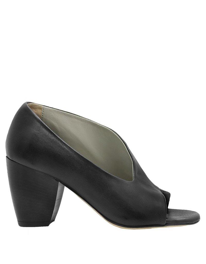 Ixos Ixos Black Toe Wrap Sandal 2526