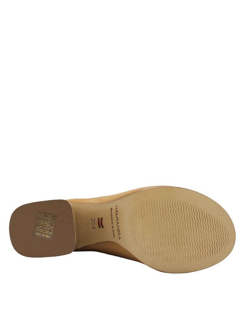 Halmanera Halmanera Tan Ankle Boot Paola