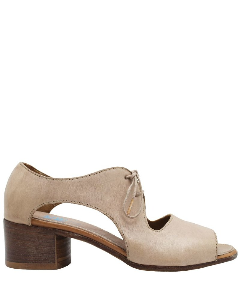 Moma Moma Blush Lace-Up Sandal 4872
