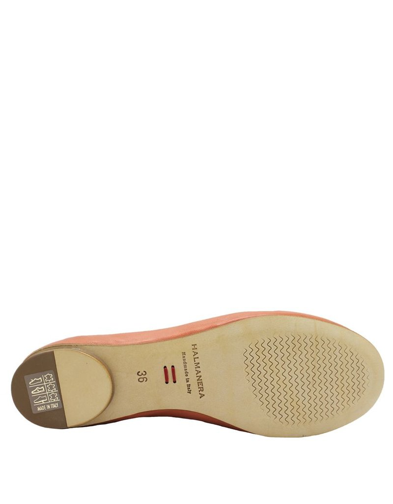 Halmanera Halmanera Papaya Kiltie Loafer Beata