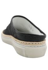 Fiorentini+Baker Fiorentini+Baker Black Laser Mule Tennis Shoe Bop