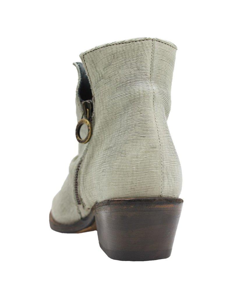 Fiorentini+Baker Fiorentini+Baker Sponge Laser Side Zipper Ankle Boot Rusty