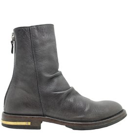Moma Moma Grey Back Zipper Boot 2606