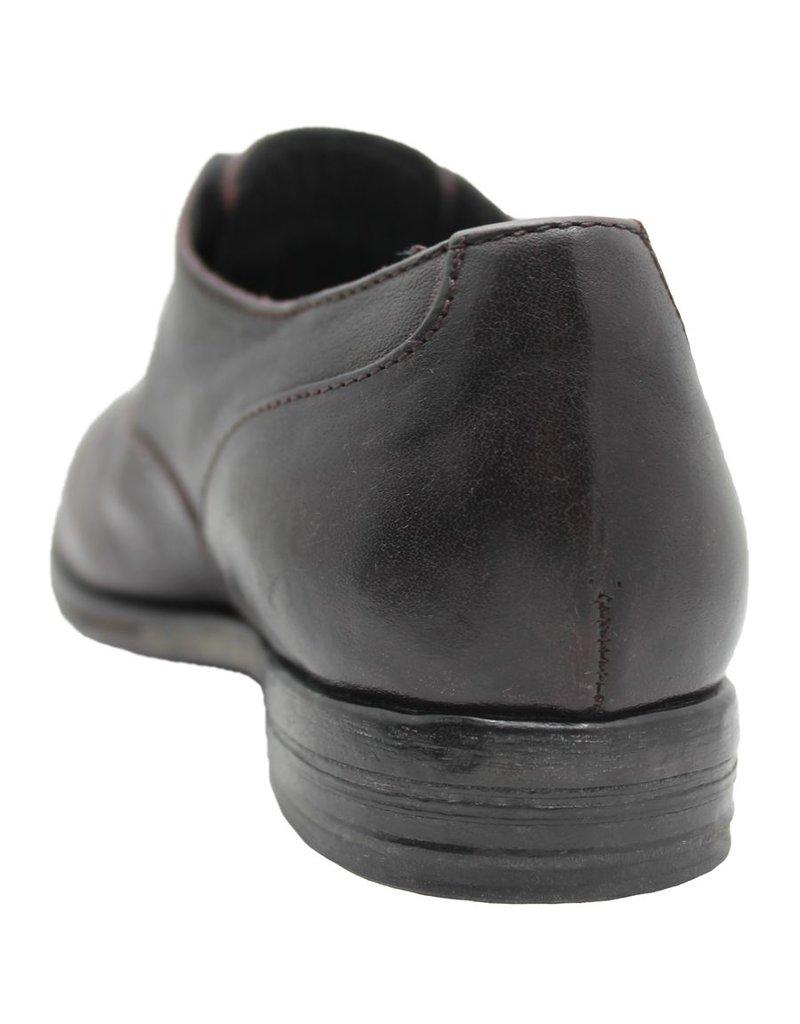 Moma Moma Bordo No Lace Shoe 2607