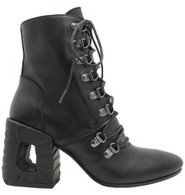 Elena Iachi ElenaIachi Black Lace-Up Boot 1256