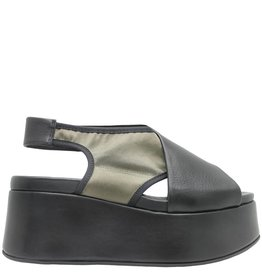 Strategia Strategia Black Army Criss Cross Wedge 1777