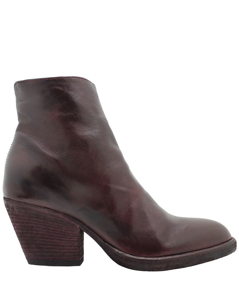 Officine Creative OfficineCreative Bordo Pointed Toe Side Zipper Boot Carr