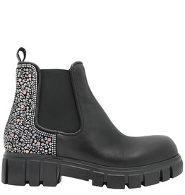 Now Now Black Chelsea With Metal Studs 4205