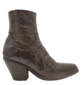 Fauzian Jeunesse FauzianJeunesse Brown Western Boot 2122