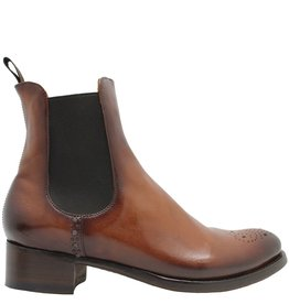 Officine Creative OfficineCreative Brandy Perforated Chelsea Boot Favre