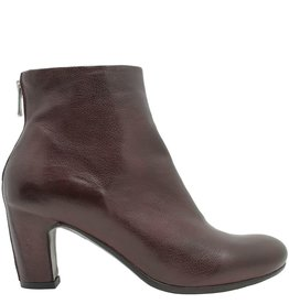 Officine Creative OfficineCreative Wine Sleek Boot Back Zipper Detail Goff
