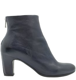 Officine Creative OfficineCreative Navy Sleek Boot Back Zipper Detail Goff