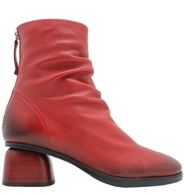Halmanera Halmanera Red With Red Heel Back Zip Curry