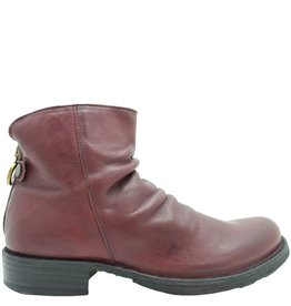 Fiorentini+Baker Fiorentini Wine Back Zipper Shoe Boot Elina