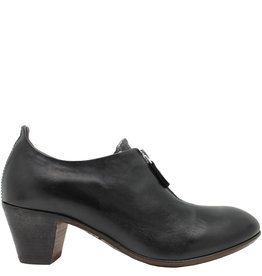 Moma Moma Black top Zipper Shoe Low Heel 2561