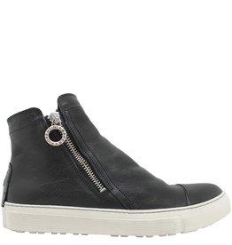 Fiorentini+Baker Fiorentini+Baker Black Nappa 2-Zipper Sneaker Babet