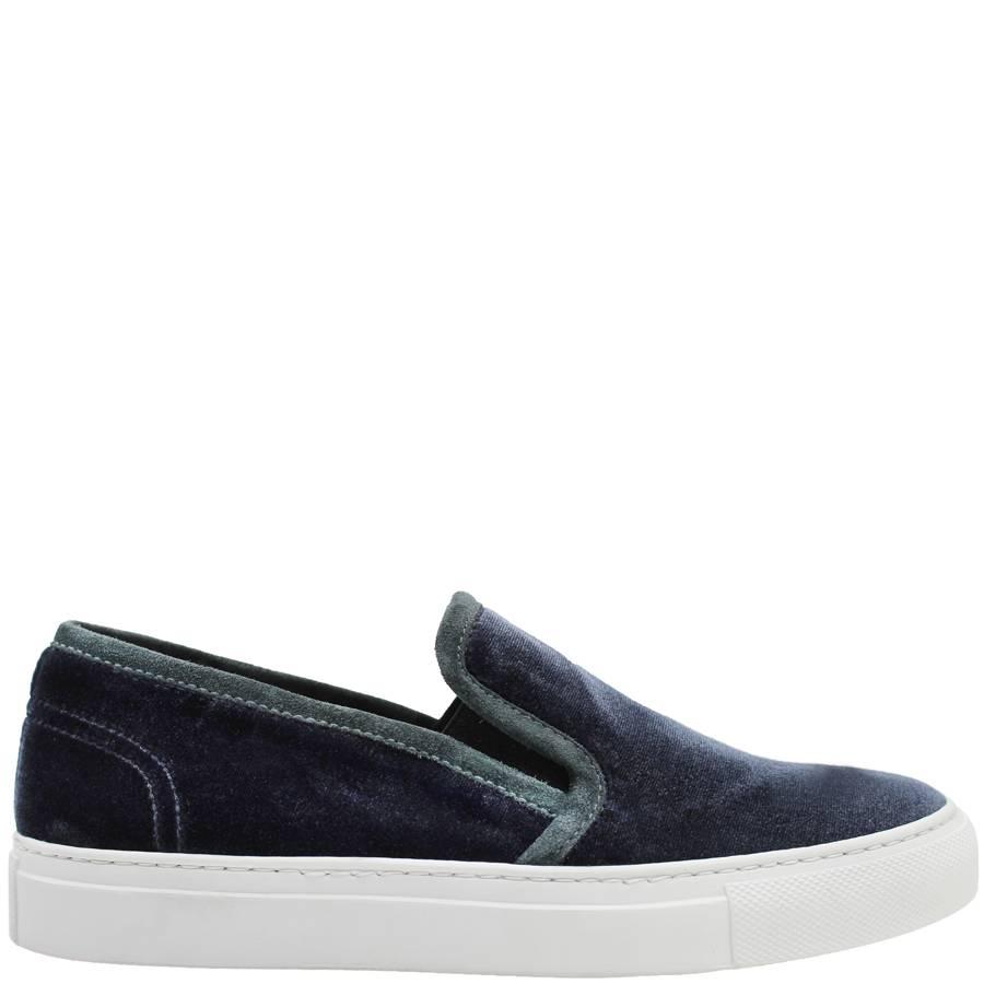 ViaRoma ViaRoma Jeans Vevet Tennis Shoe 2451
