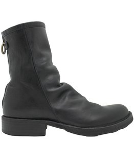 Fiorentini+Baker Fiorentini+Baker Black Back Zipper Boot Even