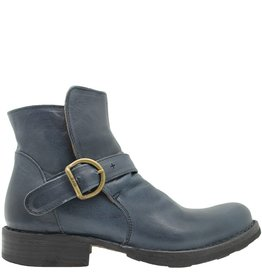 Fiorentini+Baker Fiorentini+Baker Blue Buckled Panel Boot 752