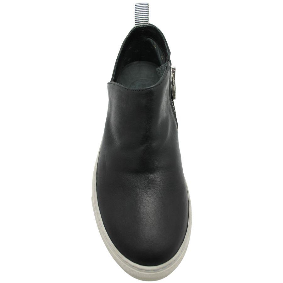 Fiorentini+Baker Fiorentini+Baker Black Asymmetric Tennis Sneaker Brie