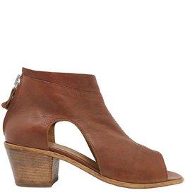Moma Moma Camel Cut Out Back Zipper Sandal 2566