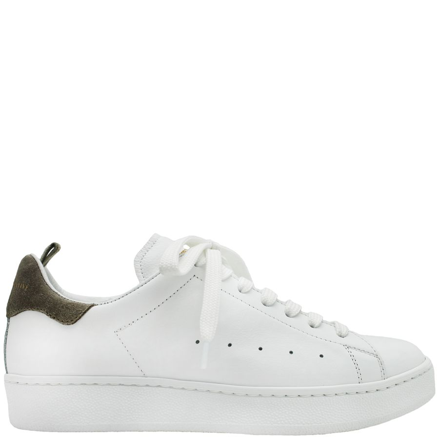 Officine Creative OfficineCreative White Trainer Sneaker Jerica