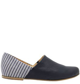 Ink Ink Navy Awning Stripe Slip-On 4100