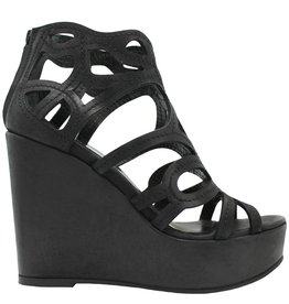 Strategia Strategia Black Caged Wedge 4950