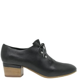 Officine Creative OfficineCreative Black Nappa Lace-Up Cora
