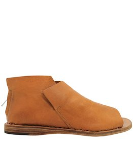 Officine Creative OfficineCreative Camel Flat Sandal Back Zipper Chock