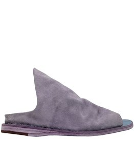 Officine Creative OfficineCreative Iris Suede Slip On Mule Moura