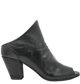 Officine Creative OfficineCreative Black Mule With Medium Heel Randi