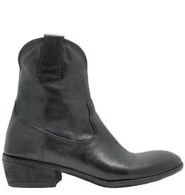 Fauzian Jeunesse FauzianJeunesse Black Calf Ankle Boot 2161