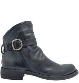 Officine Creative OfficineCreative Navy Pull-On Buckle Boot Saori