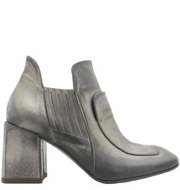 Ixos Ixos Metal Square Toe Ankle Boot 7026