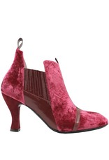 Ixos Ixos Rasberry Velvet Chelsea Dress Boot 7061