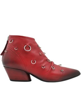 Halmanera Halmanera Red Metal Pierce Boot Divia